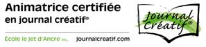 Animatrice certifiée en journal créatif