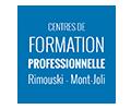 Logo - Centre de formation professionnelle Rimouski & Mont-Joli