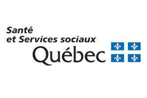 Logo Santé et Services sociaux du Québec